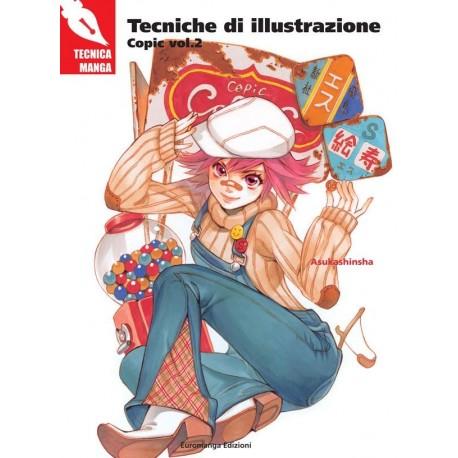 Tecniche di illustrazione - Copic vol.2
