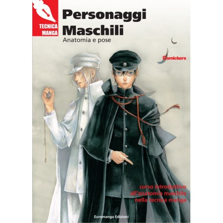 Tecnica Manga: Personaggi Maschili